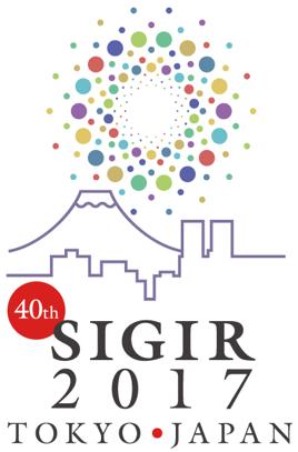 SIGIR 2017 logo